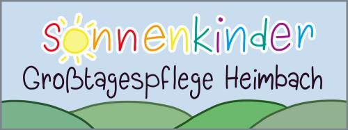 """""""Sonnenkinder"""" Heimbach- Großtagespflege -"""